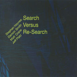 Search Versus Research